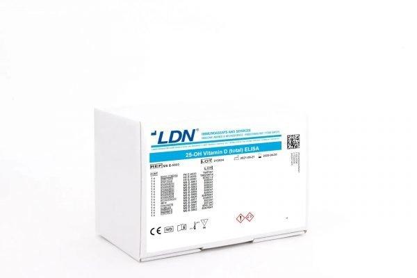 25-OH-Vitamin D (total) ELISA